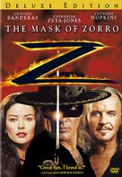 The Mask Of Zorro - Movie Cover (xs thumbnail)