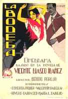 La bodega - Spanish Movie Poster (xs thumbnail)
