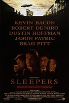 Sleepers - Movie Poster (xs thumbnail)