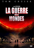 War of the Worlds - French Movie Cover (xs thumbnail)