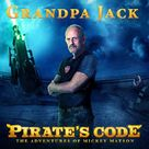 Pirate's Code: The Adventures of Mickey Matson - Movie Poster (xs thumbnail)