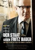 Der Staat gegen Fritz Bauer - Dutch Movie Poster (xs thumbnail)