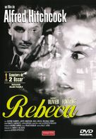 Rebecca - Spanish Movie Cover (xs thumbnail)
