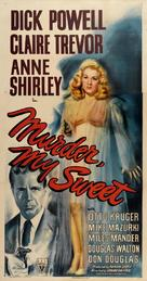 Murder, My Sweet - Movie Poster (xs thumbnail)