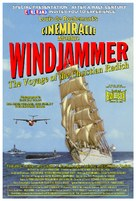 Windjammer: The Voyage of the Christian Radich - Re-release poster (xs thumbnail)