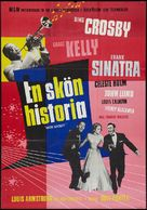 High Society - Swedish Movie Poster (xs thumbnail)