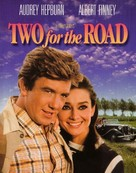 Two for the Road - DVD cover (xs thumbnail)