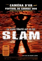 Slam - French Movie Poster (xs thumbnail)