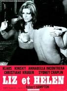 A doppia faccia - French Movie Poster (xs thumbnail)