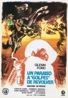 Heaven with a Gun - Spanish Movie Poster (xs thumbnail)