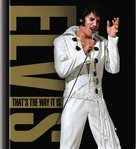 Elvis: That's the Way It Is - Blu-Ray movie cover (xs thumbnail)
