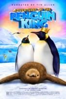 The Penguin King 3D - Movie Poster (xs thumbnail)