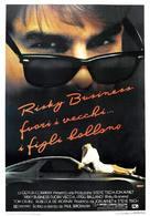 Risky Business - Italian Movie Poster (xs thumbnail)