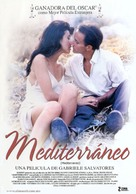 Mediterraneo - Mexican Movie Poster (xs thumbnail)
