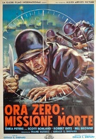 Heroes Die Young - Italian Movie Poster (xs thumbnail)