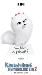 The Secret Life of Pets 2 - Norwegian Movie Poster (xs thumbnail)