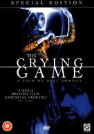 The Crying Game - British DVD movie cover (xs thumbnail)