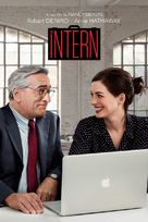 The Intern - Movie Cover (xs thumbnail)