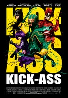 Kick-Ass - Spanish Movie Poster (xs thumbnail)