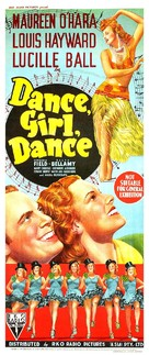 Dance, Girl, Dance - Australian Movie Poster (xs thumbnail)