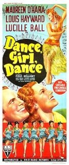 Dance, Girl, Dance - Australian Movie Poster (xs thumbnail)