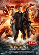 Percy Jackson: Sea of Monsters - German Movie Poster (xs thumbnail)