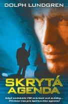 Hidden Agenda - Czech VHS cover (xs thumbnail)