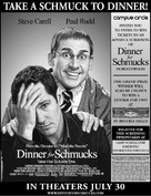 Dinner for Schmucks - poster (xs thumbnail)