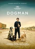 Dogman - Polish Movie Poster (xs thumbnail)