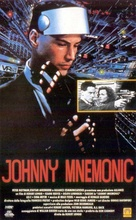Johnny Mnemonic - Italian Movie Poster (xs thumbnail)