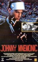 Johnny Mnemonic - Italian Movie Poster (xs thumbnail)