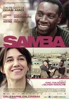 Samba - Italian Movie Poster (xs thumbnail)