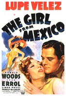 The Girl from Mexico - Movie Poster (xs thumbnail)
