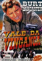 Vengeance Valley - Brazilian Movie Cover (xs thumbnail)