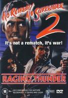 No Retreat No Surrender 2 - Australian DVD cover (xs thumbnail)