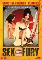 Furyô anego den: Inoshika Ochô - Danish Movie Cover (xs thumbnail)