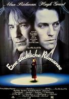 An Awfully Big Adventure - German Movie Poster (xs thumbnail)