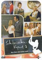 Schulmädchen-Report 2: Was Eltern den Schlaf raubt - German Movie Cover (xs thumbnail)