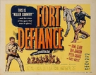 Fort Defiance - Movie Poster (xs thumbnail)