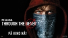 Metallica Through the Never - Norwegian Movie Poster (xs thumbnail)