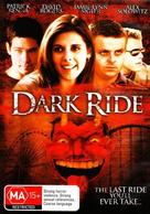 Dark Ride - Australian DVD cover (xs thumbnail)