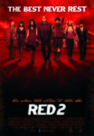 RED 2 - Dutch Movie Poster (xs thumbnail)