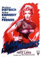 Rancho Notorious - French Movie Poster (xs thumbnail)