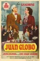 Juan Globo - Argentinian Movie Poster (xs thumbnail)