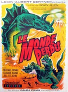 The Lost World - French Movie Poster (xs thumbnail)