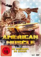 American Muscle - German DVD movie cover (xs thumbnail)