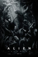 Alien: Covenant - Theatrical movie poster (xs thumbnail)