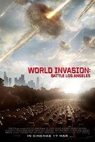 Battle: Los Angeles - Singaporean Movie Poster (xs thumbnail)