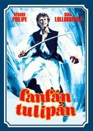 Fanfan la Tulipe - Czech Movie Cover (xs thumbnail)