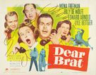 Dear Brat - Movie Poster (xs thumbnail)